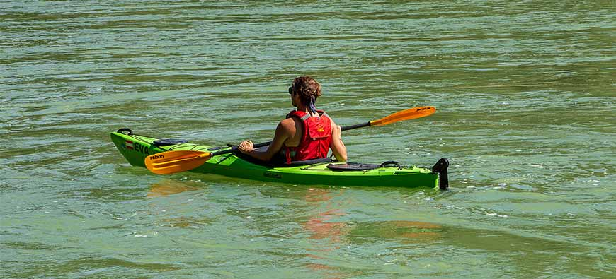 Tips on How to Paddle a Kayak Professionally
