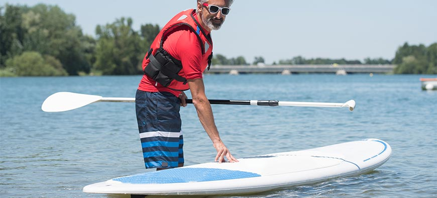 How to Pick the Right Stand Up Paddle Board?
