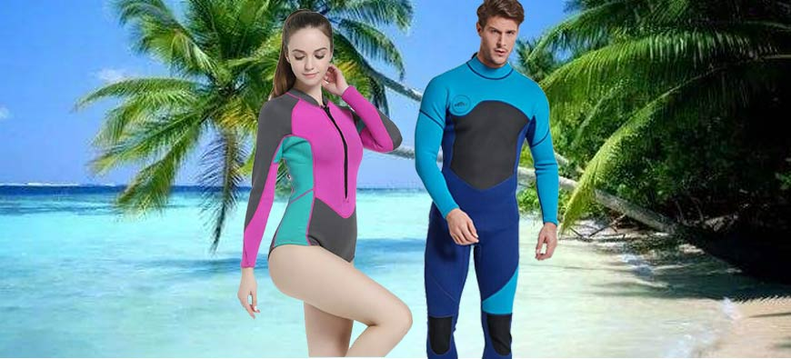 Differences between Men's and Women's Wetsuits