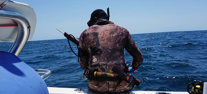 A Beginner's Guide to Safe Spearfishing