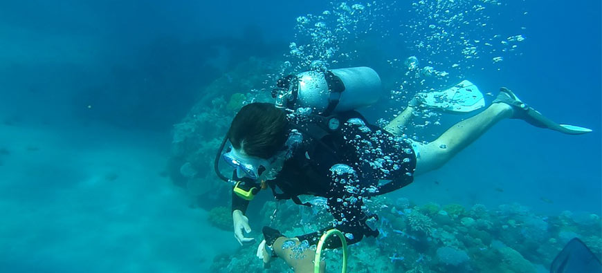 What Are the Benefits of SCUBA Diving for Kids?