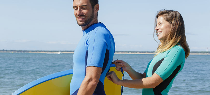 Single Lined or Double Lined Wetsuits
