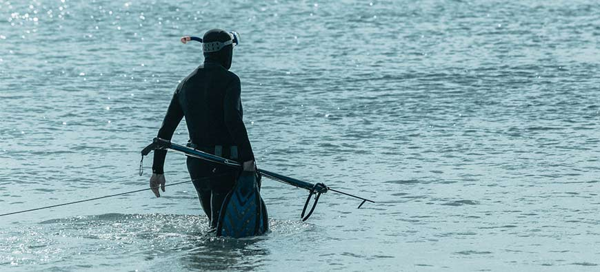 Spearfishing in Winter? Tips for You