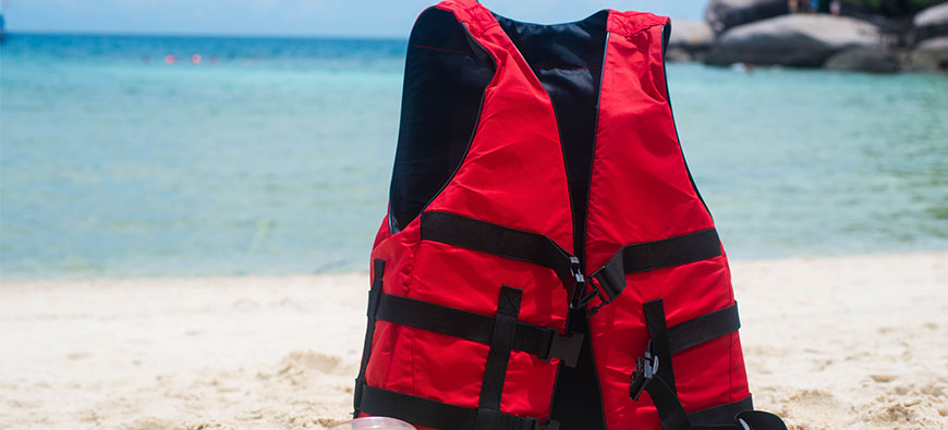 Life Jacket Types: A Beginner's Guide
