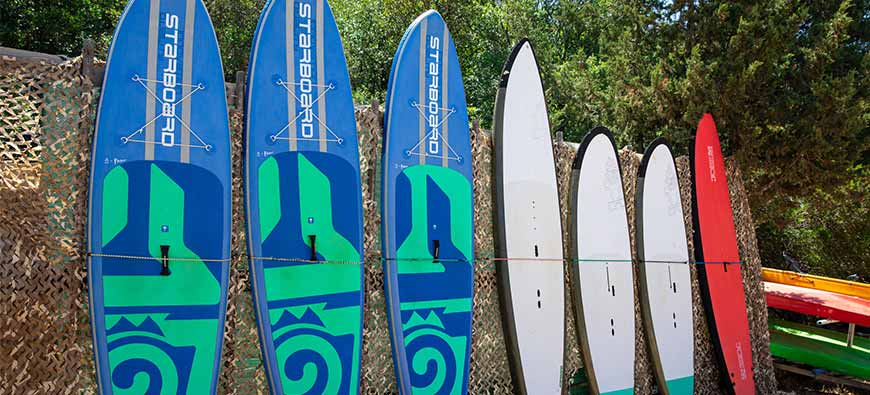 Types of Paddle Boards You Need to Know