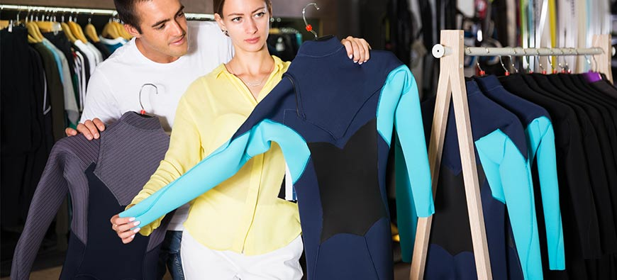 Different Types of Wetsuits Explained