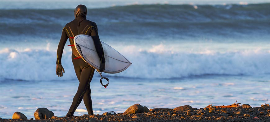 An Ultimate Wetsuit Water Temp Guide