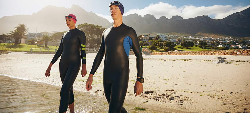 What kind of wetsuit for triathlon?