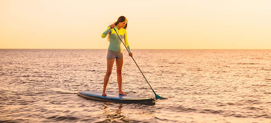 What to Wear for Paddle Boarding? Is Wetsuit a Must?
