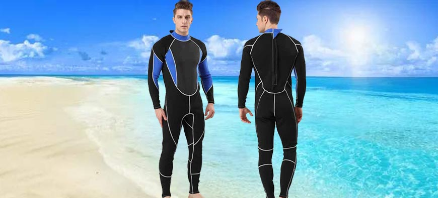 What to Wear Under a Full Wetsuit?