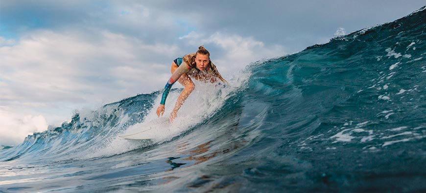 Top 10 Surf Tips for Girls and Women