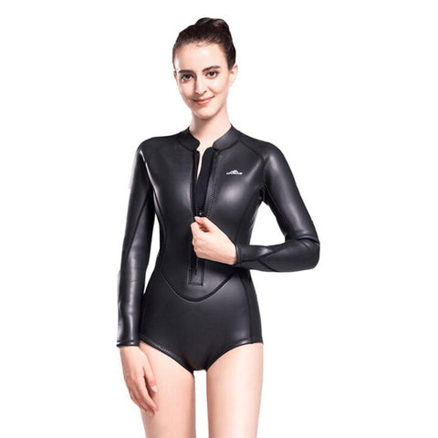 Womens Surfing Wetsuits