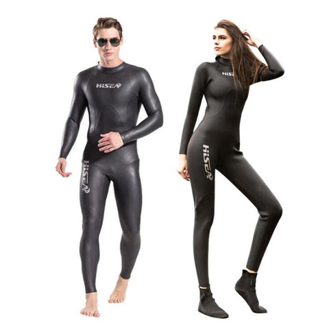 Wetsuits for Bodysurfing