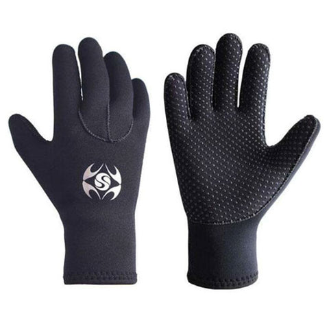 SLINX 3mm Warm Adults Anti-skid Wetsuit Gloves
