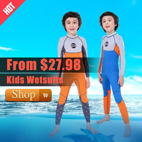 Scuba Diving Suits for Kids