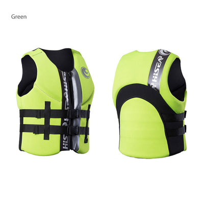 HISEA CE Certified Adults Neoprene Kayak Float Life Vest