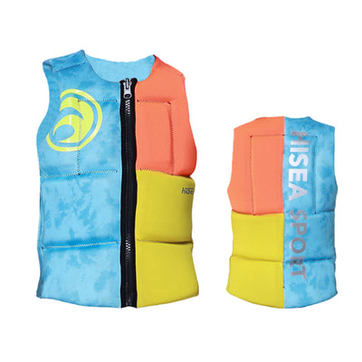 HISEA Women's Colorful Swimming Life Jacket