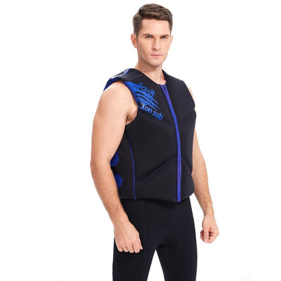 Yon Sub Anti-Collision Surfing Drifting Life Vest