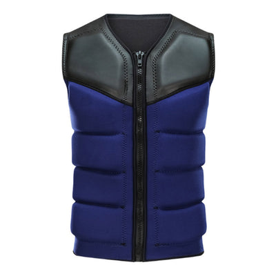 Sbart Smooth Skin Mens Sailing Fishing Life Vest