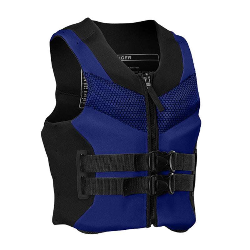 Sbart Pro Adult Plus Size Kayak Fishing Life Jacket