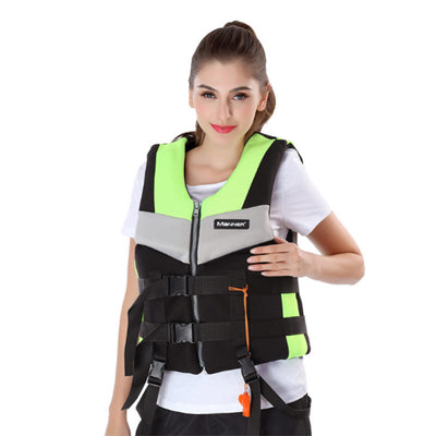 MANNER Rafting Kayak Paddling Life Vest for Adults