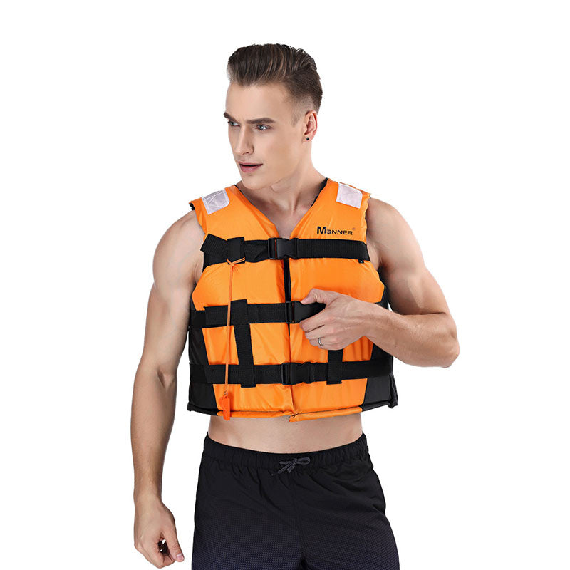 MANNER CE Certified Boating Fishing Life Vest