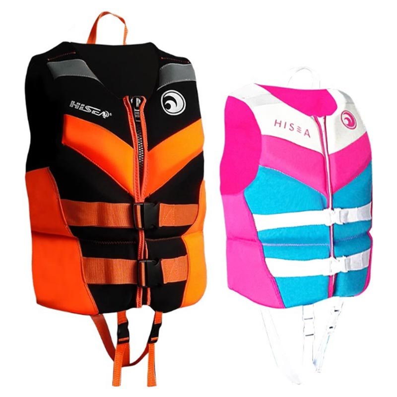 HISEA Teen Adults Neoprene Surfing Life Vest