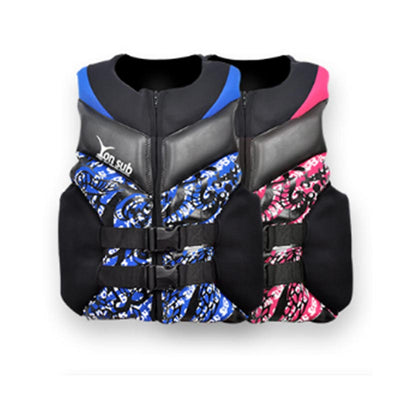 Yon Sub Adults Neoprene Type 3 Life Jacket