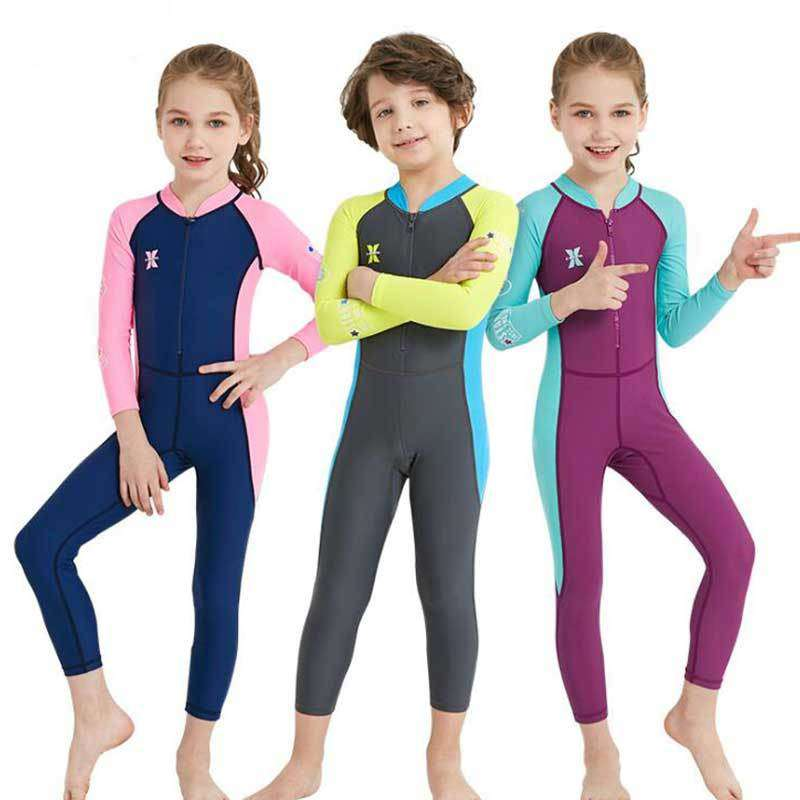 Dive & Sail Childrens Full Body Dive Skin Surfing Suit