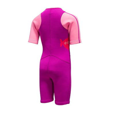 Sbart CE Certified 2MM Shorty Wetsuit for Boys Girls