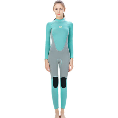SLINX Womens Full Wet Suit 3MM Freedive Wetsuit