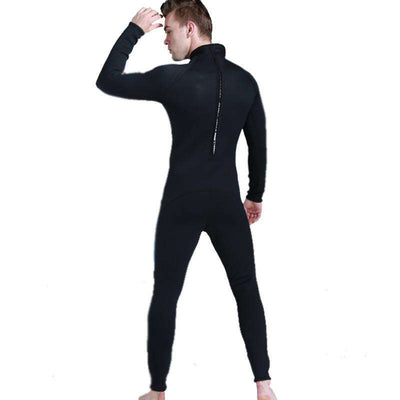 Men's 3MM SCR Neoprene Long Sleeve One Piece Wetsuit