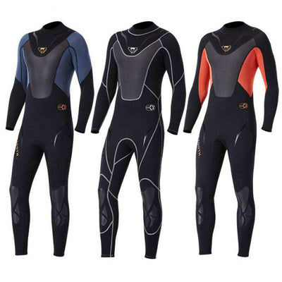 Dive & Sail 3MM Mens Neoprene Full Windsurfing Wetsuit