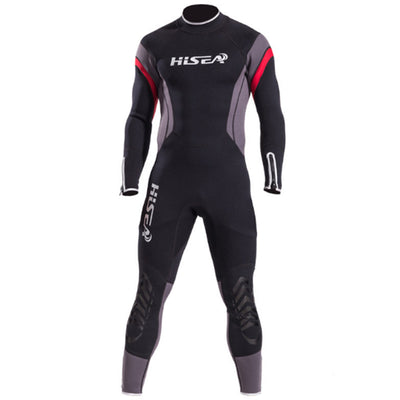 HISEA Mens 2.5MM Multicolored Neoprene Full Body Wetsuit