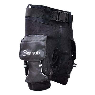 Yon Sub 3MM Tech Diving Wetsuit Shorts with Pockets