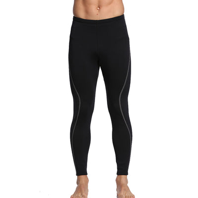 MYLEDI 2MM Diving Surfing Neoprene Wetsuit Pants