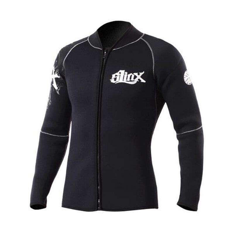 SLINX 3MM Plus Size Neoprene Wetsuit Jacket