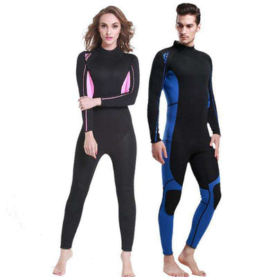 Sbart 3MM Surfing Diving Full Body Wetsuit