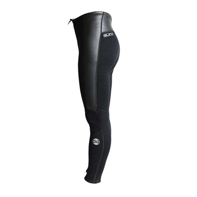 High Waisted 2mm Diving Wetsuit Pants for Men Women