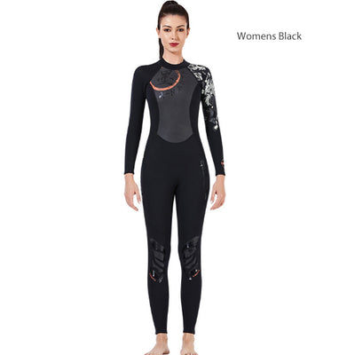 Dive & Sail 3MM Chinoiserie Scuba Diving Wetsuit