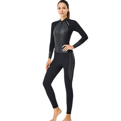 DIVE & SAIL 2mm Smooth Skin Wetsuit Jacket and Pants