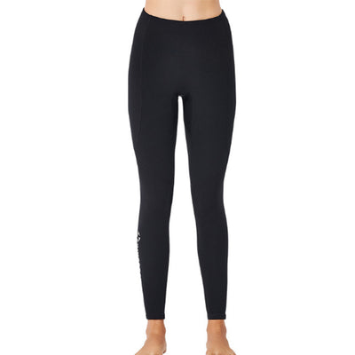 DIVE & SAIL 2mm High Waisted Neoprene Wetsuit Pants