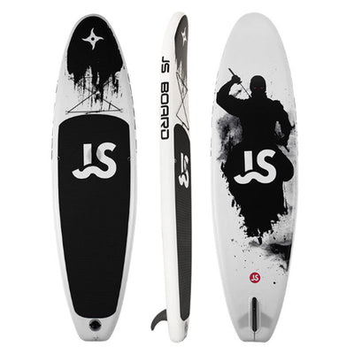 JS Ninja 11' All Round Inflatable Stand Up Paddle Board