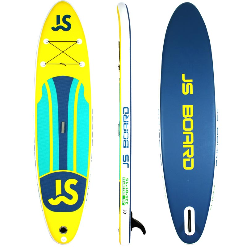JS 11 Foot Inflatable Stand Up Yoga Paddle Board