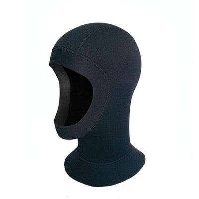 SLINX 5mm Warm Neoprene Wetsuit Hood Cold Water Diving Headgear
