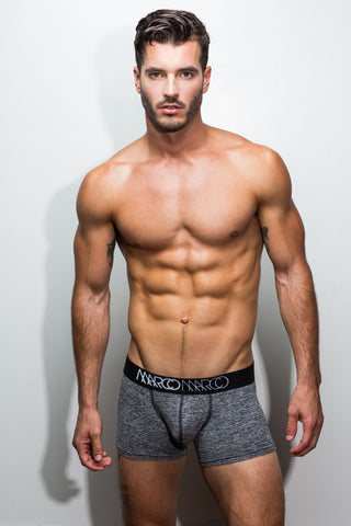 Marco Marco Grey All Over Boxer Brief Underwear- CITYBOYZ★USA