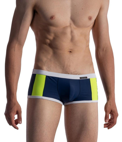 Olaf Benz Squarecut Swim Trunk Swimwear- CITYBOYZ★USA