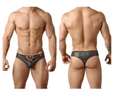 Pikante Neutral Thong 8046 Underwear- CITYBOYZ★USA