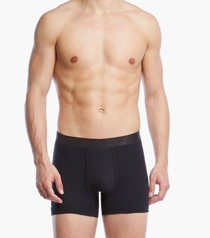2(X)IST Pima Cotton Boxer Brief 3104100401 - CITYBOYZ★USA