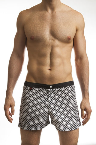 Jack Adams Oswego Swim Short Swimwear- CITYBOYZ★USA